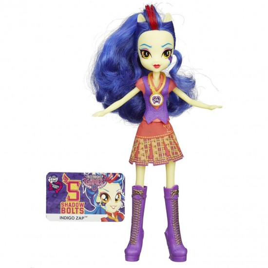 Кукла Equestria Girls «Индиго Зап» (22 см)