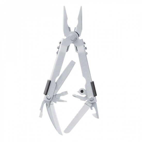 Мультитул «Multi-Plier 600 - Needlenose Stainless», 11 в 1